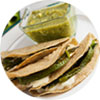 Quesadillas de Rajas